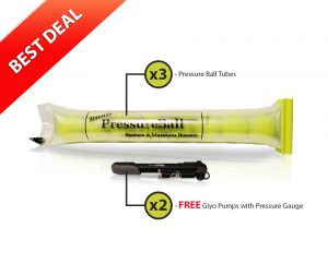 Best Deal on Tennis Pressure ball tubes