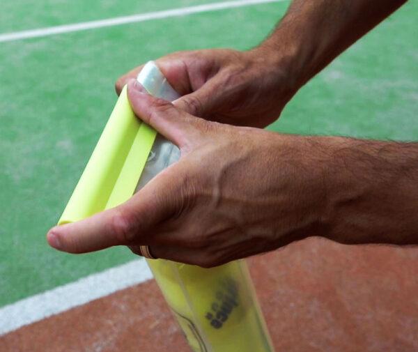 PressureBall tube demo